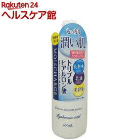 モイスチャージ オールインワン 保湿液(500ml)【more20】【モイスチャージ】
