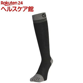 ノースピーク ソックス MP-752 5FINGER BK 25-27cm(1足)【ノースピーク】