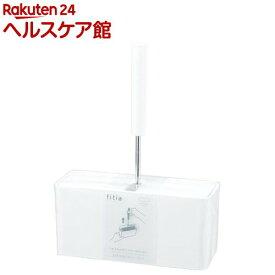 マーナ fitia コロコロクリーナー ホワイト W167W(1コ入)【マーナ】