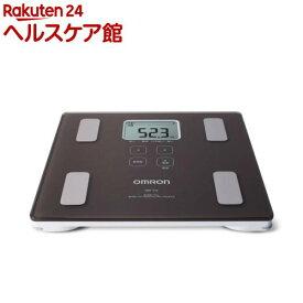 オムロン 体重体組成計 カラダスキャン HBF-214-BW(1台)【カラダスキャン】