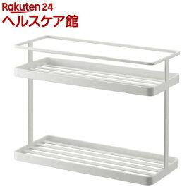 キッチンスタンド タワー ホワイト(1コ入)【タワー(日用品)】
