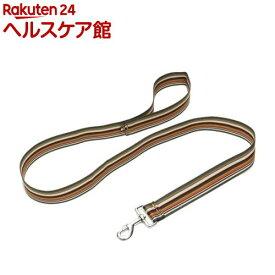 レ・マタン・コカン マルチストライプ リード L カーキ(1個)【レ・マタン・コカン】