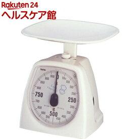 タニタ クッキングスケール タニハンド 1000g 1437 Nホワイト(1コ入)【タニタ(TANITA)】