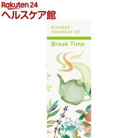 ブレンドエッセンシャルオイル ブレイクタイム(30ml)【生活の木 エッセンシャルオイル】