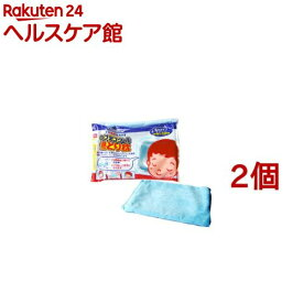 デコデコクール 熱とり枕(2個セット)【デコデコクール】
