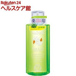 アロインス薬用アロエ水モイストローション