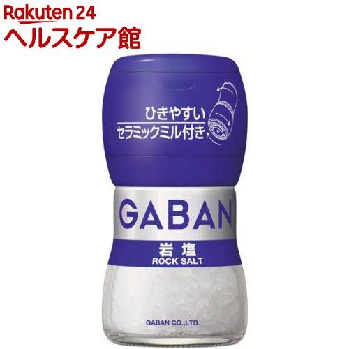 ギャバン ミル付き岩塩(40g)【ギャバン(GABAN)】