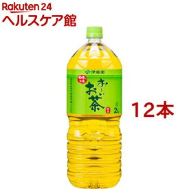 伊藤園 おーいお茶 緑茶(2L*12本セット)【ouy_m2】【お〜いお茶】