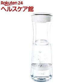 ブリタ フィル&サーブ ホワイトグラファイト(1.3L)【ブリタ(BRITA)】