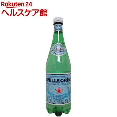 【訳あり】サンペレグリノ ペットボトル 炭酸水 正規輸入品(1L*12本入り)【サンペレグリノ(s.pellegrino)】