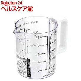イージーウォッシュ 食器洗い乾燥機対応 耐熱計量カップ 500ml(1コ入)【more30】【イージーウォッシュ】