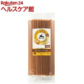 アルチェネロ 有機全粒粉スパゲッティ(1kg)【アルチェネロ】