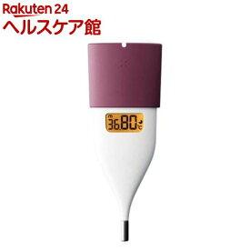 オムロン 婦人用電子体温計 ピンク MC-652LC-PK(1台)