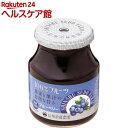 信州須藤農園 100%フルーツ ブルーベリー(430g)【信州須藤農園】