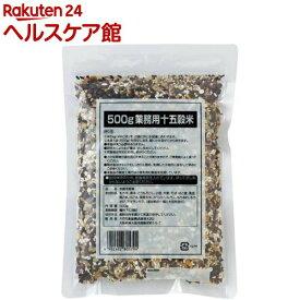 ハウス食品 十五穀米 業務用(500g)【spts4】