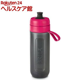 ブリタ ボトル型浄水器 アクティブ ピンク(1個)【ブリタ(BRITA)】