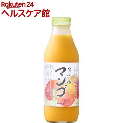 【訳あり】マルカイ 順造選 マンゴ 果汁50%(500mL)【順造選】