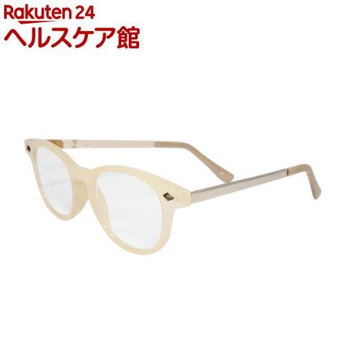 ヴァンナサッチ ファッション老眼鏡 VSR-30041 Shiny Milky White +1.00(1コ入)【Vannasatch(ヴァンナサッチ)】【送料無料】