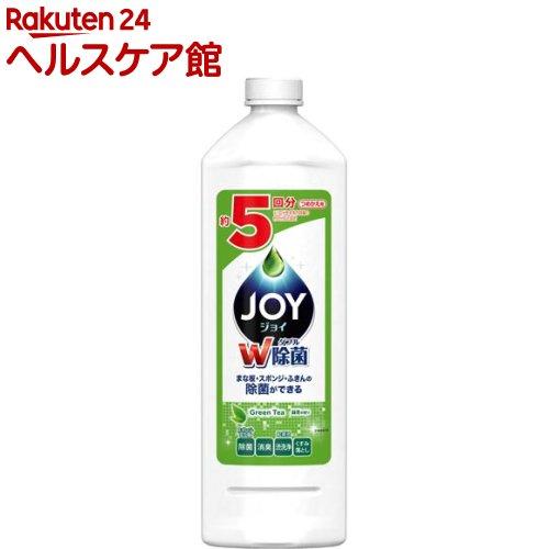 除菌ジョイ コンパクト 緑茶の香り 特大 つめかえ用(770mL)【pgdrink1803】【ジョイ(Joy)】