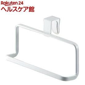キッチンタオルハンガー タワー ホワイト(1コ入)【タワー(日用品)】