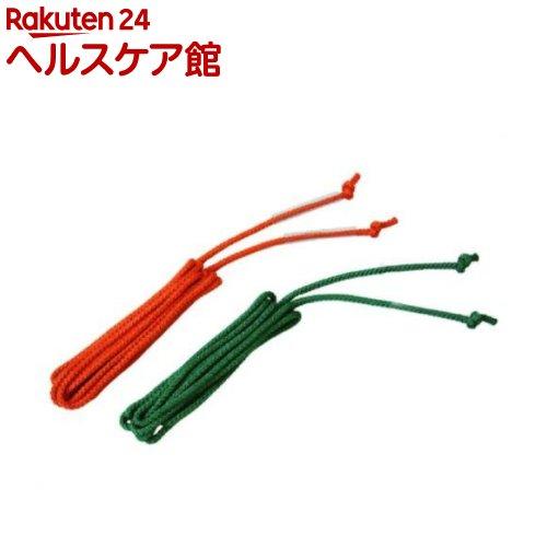 カラーダブルダッチロープ(緑/オレンジ) B-2116G(1組入)【トーエイライト】