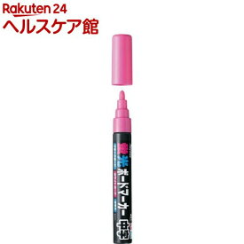 蛍光ボードマーカー 中字 ピンク LBM252P(1本入)