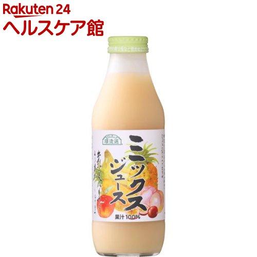 マルカイ 順造選 ミックスジュース 果汁100%(500mL)【順造選】