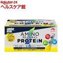 アミノバイタル アミノプロテイン レモン味(4.3g*60本入)【アミノバイタル(AMINO VITAL)】