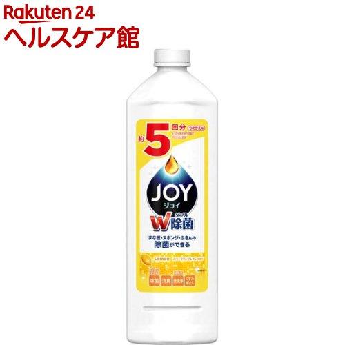 除菌ジョイ コンパクト スパークリングレモンの香り 特大 つめかえ用(770mL)【pgdrink1803】【ジョイ(Joy)】