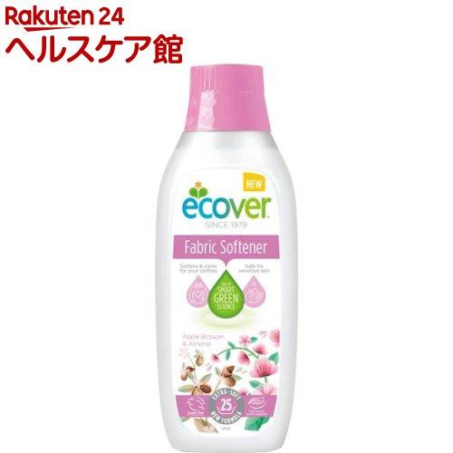 エコベール ファブリックソフナー フラワー 750mL(750mL)【エコベール(ECOVER)】