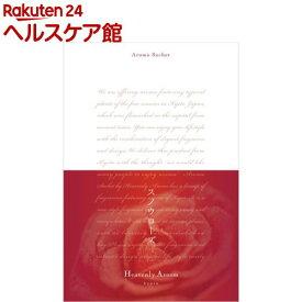ヘブンリーアルーム アロマサシェ L スノウローズ(1個)【ヘブンリーアルーム(Heavenly Aroom)】
