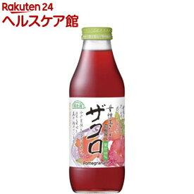 マルカイ 順造選 ザクロ 果汁100%(500ml)【spts1】【more20】【順造選】