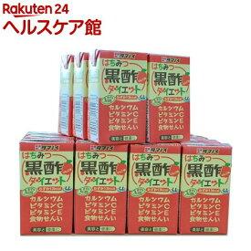 タマノイ はちみつ黒酢ダイエット LL(125ml*24本入)【はちみつ黒酢】