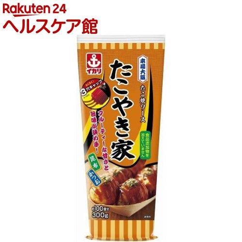 イカリ たこ焼ソース たこやき家(300g)