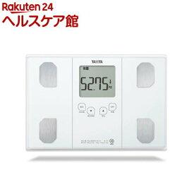 タニタ 体組成計 ホワイト BC-314-WH(1台)【タニタ(TANITA)】