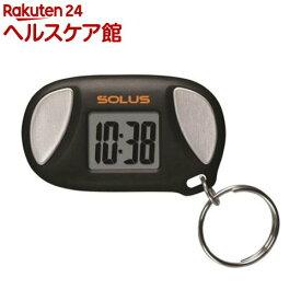 ソーラス 心拍チェッカー(ハートレートモニター) ブラック 01-SOL-P05(1台)【SOLUS(ソーラス)】