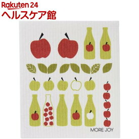 モアジョイ ソフトクロス アップルジュース(1枚)