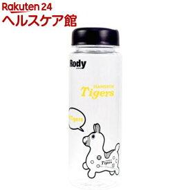阪神タイガース×ロディ クリアボトル 690-002(500ml)【東亜金属】[水筒]