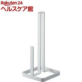 キッチンペーパーホルダー タワー ホワイト(1コ入)【タワー(日用品)】