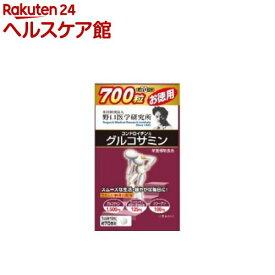 野口医学研究所 コンドロイチン&グルコサミン(700粒)【野口医学研究所】