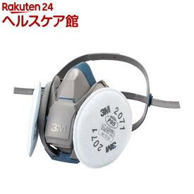3M 取替え式 防じんマスク 6500QL/2071-RL2 ラージ(1コ入)