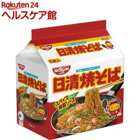 日清焼そば 5食入(6個)