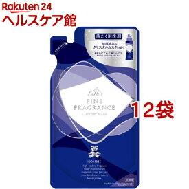 ファーファ ファインフレグランス ウォッシュ オム 詰替用(360g*12袋セット)【ファーファ】