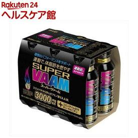 スーパーヴァーム(200ml*6本入)【ヴァーム(VAAM)】