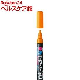 蛍光ボードマーカー 中字 オレンジ LBM252D(1本入)