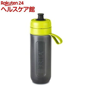 ブリタ ボトル型浄水器 アクティブ ライム(1個)【ブリタ(BRITA)】