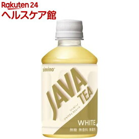 シンビーノ ジャワティストレート ホワイト(270ml*24本)【ジャワティ】