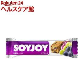 SOYJOY(ソイジョイ) 3種のレーズン(30g*12本入)【spts3】【SOYJOY(ソイジョイ)】