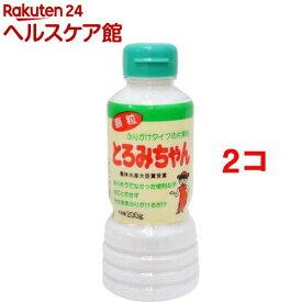 顆粒片栗粉 とろみちゃん(200g*2コセット)