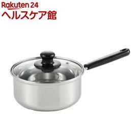 クックルックII 片手鍋 18cm SJ2182(1コ入)